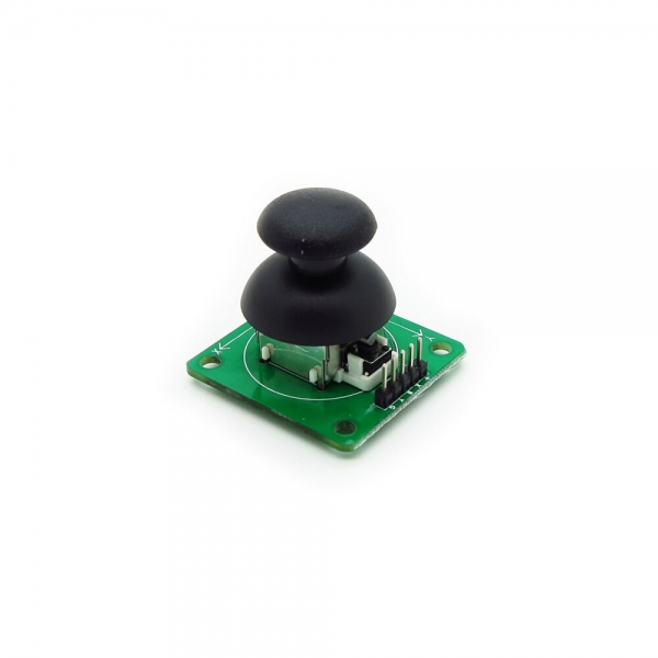 Joystick analógico (Play Station) con PCB