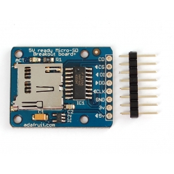 Adaptador avanzado para tarjetas microSD
