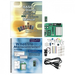 Kit de entrenamiento BASIC Stamp (USB)