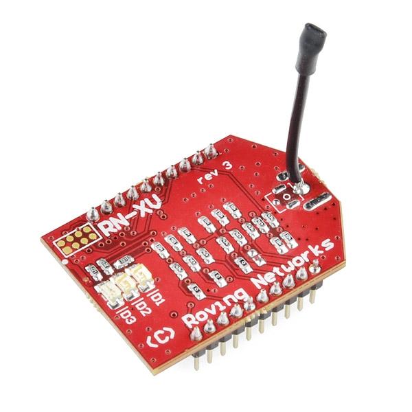Módulo RN-XV WiFly (Wi-Fi para microcontroladores)
