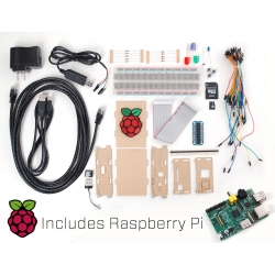 Kit Introductorio para principiantes con el Raspberry Pi