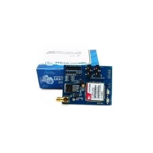 Sistema m�nimo para SIM900 GSM cuatribanda