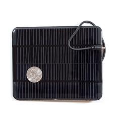 Celda solar de 6V a 2W