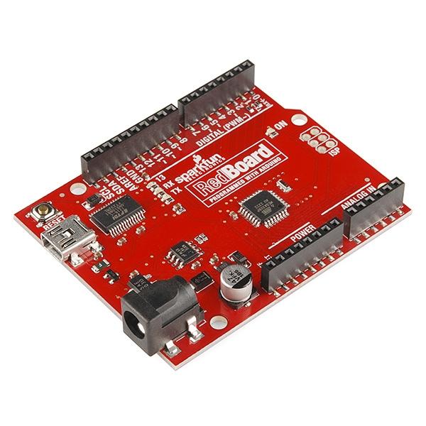 RedBoard (compatible con el Arduino IDE)