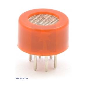 Sensor de mon�xido y gas flamable (MQ-9)
