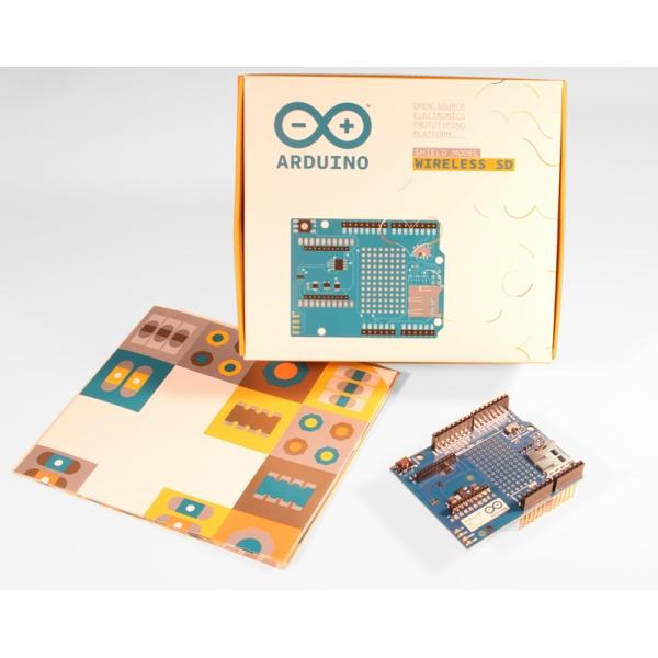 Arduino Wireless SD Shield - Retail