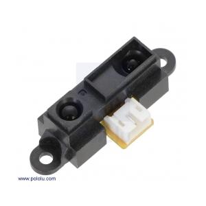 Sensor infrarrojo de proximidad y distancia 10 - 80cm (Sharp GP2Y0A21YK0F)