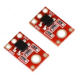Par de sensores Optoreflectivos QTR-1A