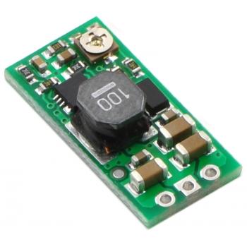 Regulador Ajustable de tipo Boost (4-25V)