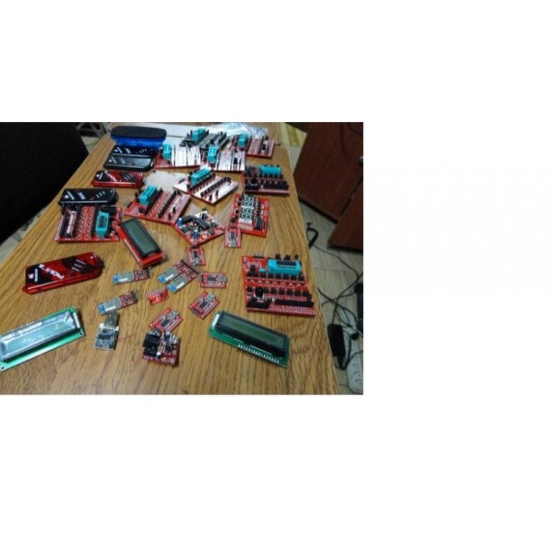 Curso Básico de Mini-Robótica con Arduino/ChipKIT (Presencial)