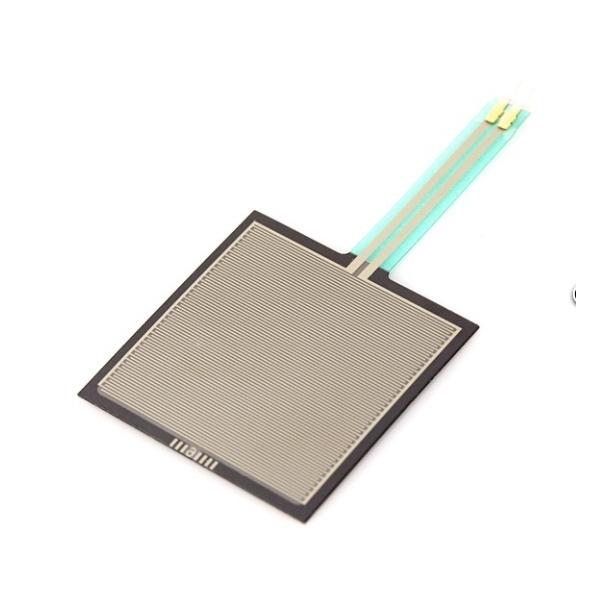 Sensor de fuerza resistivo (cuadrado)
