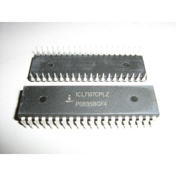 Convertidor A/D 3.5 Dig LED RoHS (ICL7107)