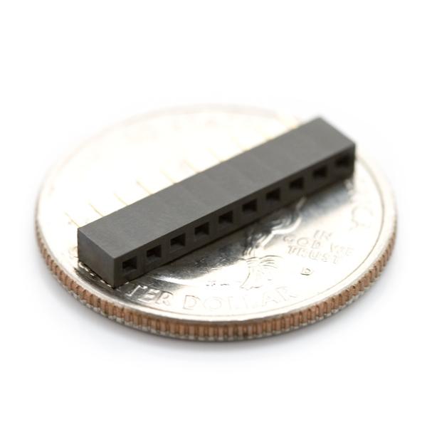 Header de 10pines a 2mm compatible con Xbee