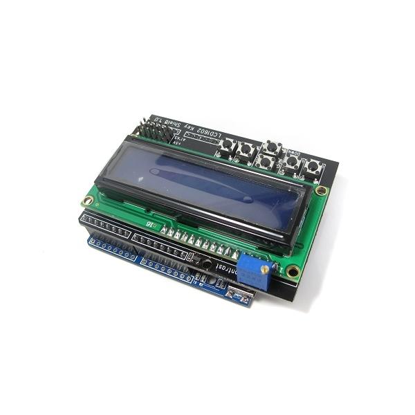 Shield LCD con botones compatible con Arduino