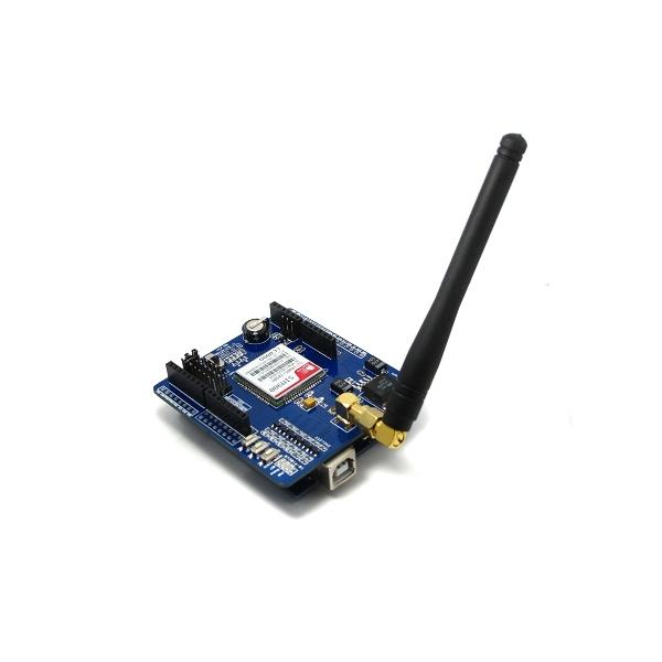 Modulo GSM compatible con Arduino (SIM900) cuatribanda