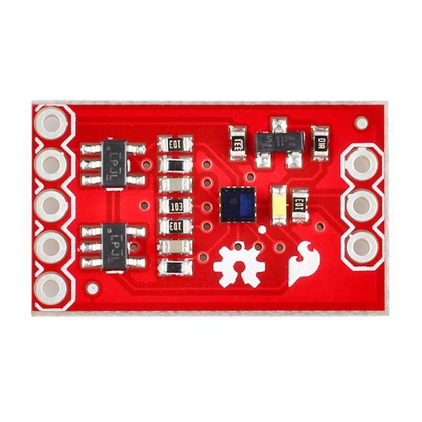 Tarjeta evaluaci�n sensor color ADJ-S311