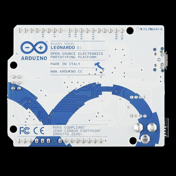 Arduino Leonardo R3 Original c/headers