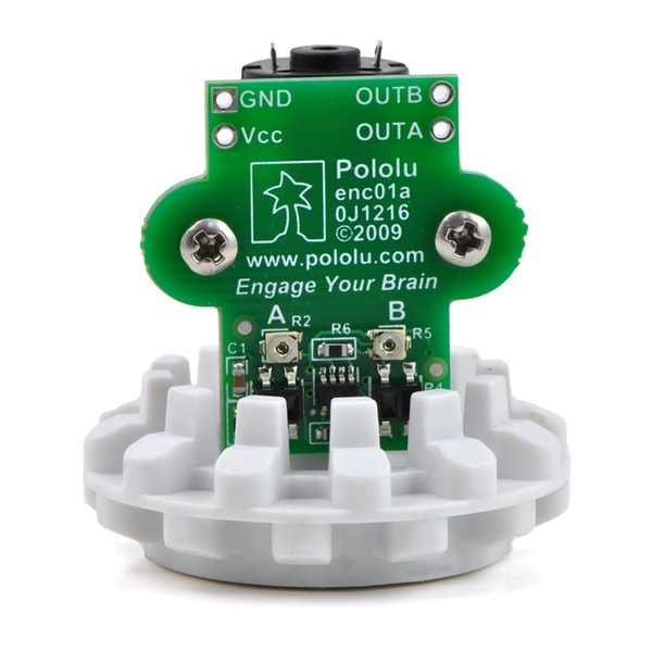 Kit de encoder con llantas de 42  x 19  mm