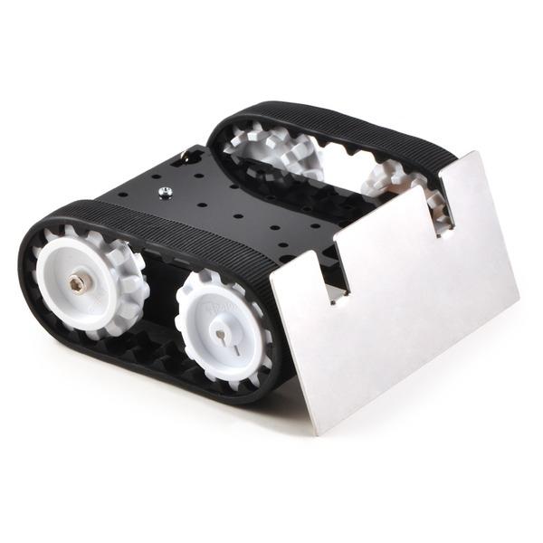 Cuchilla delantera para robot de minisumo