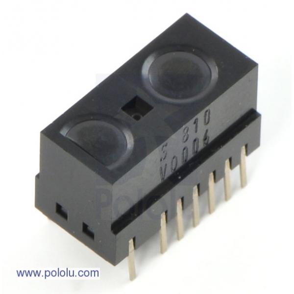 Sensor digital de distancia 10cm (GP2Y0D810Z0F)