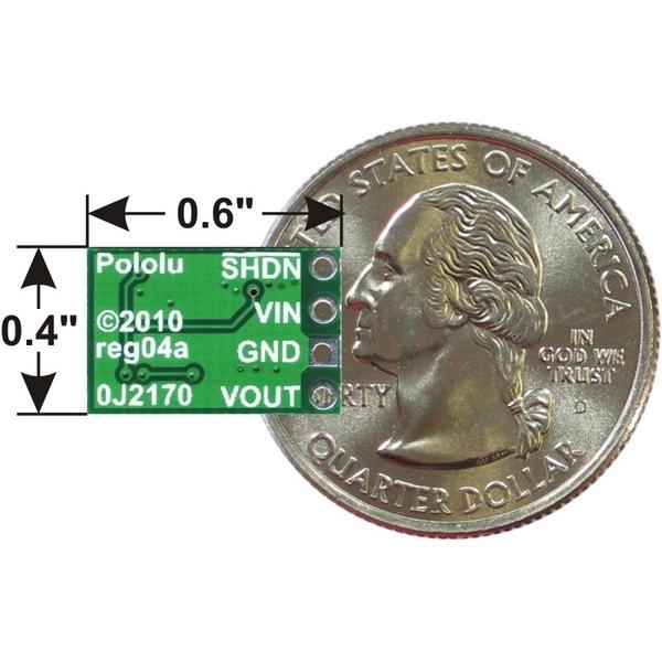 Regulador de voltaje de tipo Step Down (D24V6AHV)