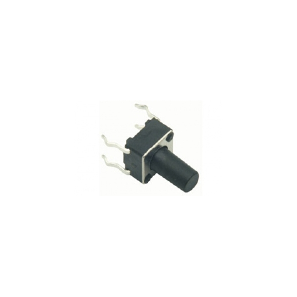Micro switch de push con 4 terminales