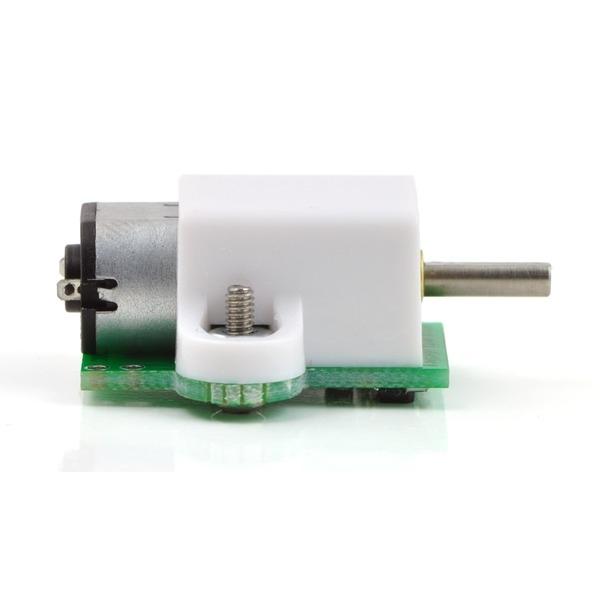 Micro motorreductor con relación 5:1 con motor de alto poder