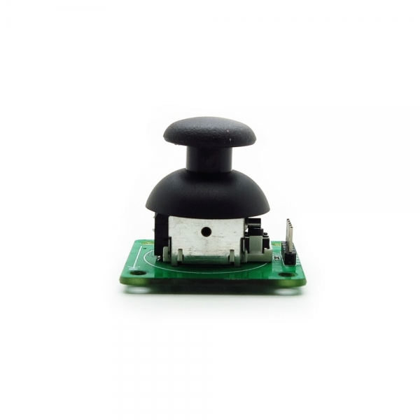 Joystick analógico (Play Station) con PCB