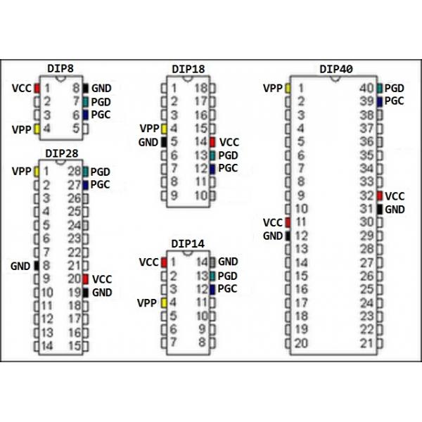 Programador básico para PIC's