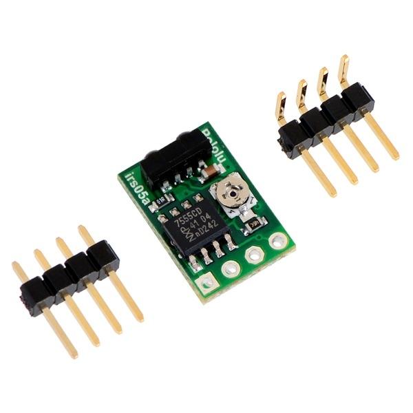 Sensor Pololu Infrarrojo de Proximidad con ganancia fija y alto brillo (38kHz)