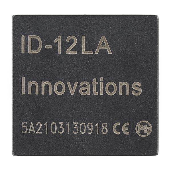 Lector de Transponders RFID ID-12