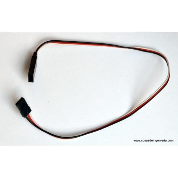 Extensiones de cable para servomotor 30cm
