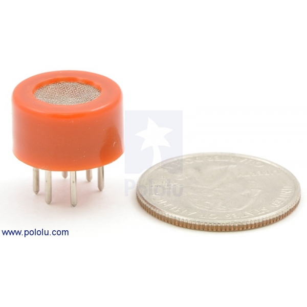 Sensor de monóxido y gas flamable (MQ-9)