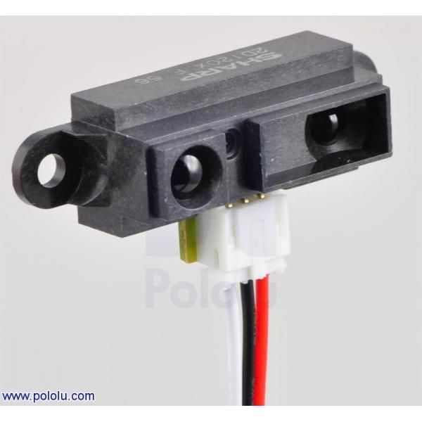 Sensor infrarrojo de proximidad y distancia 4 - 30cm (Sharp GP2Y0A41SK0F)