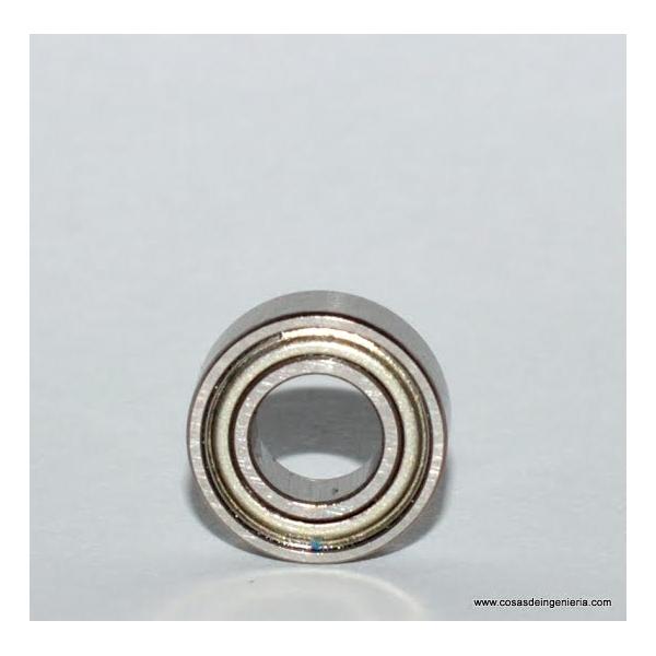 Balero con diámetro interno de 5mm