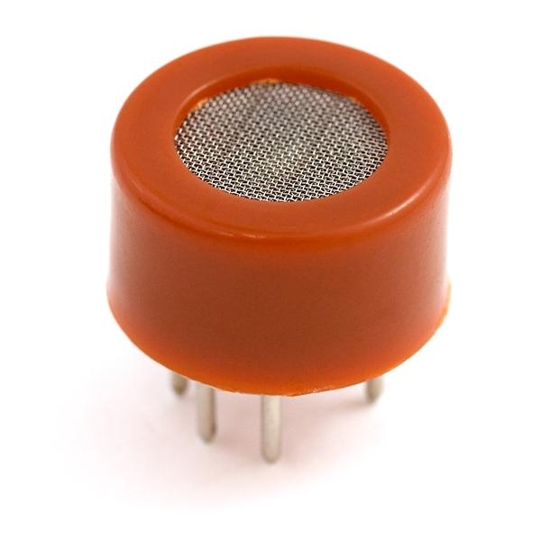 Sensor de alcohol en el aire (MQ-3)