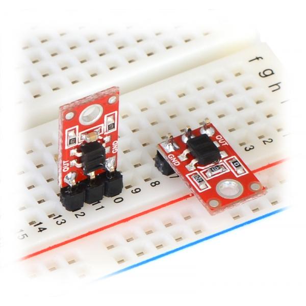 Par de sensores Optoreflectivos QTR-1RC