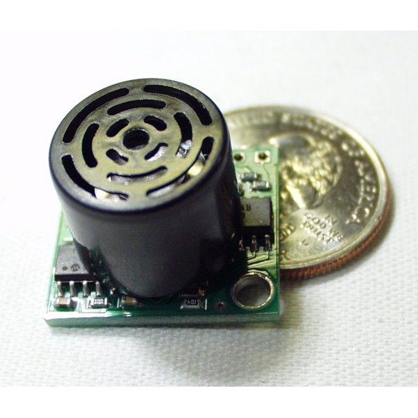 Sensor ultrasónico de distancia - Maxbotix LV-EZ4