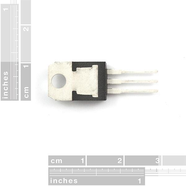 Regulador de voltaje a 5V - 1A (LM7805)