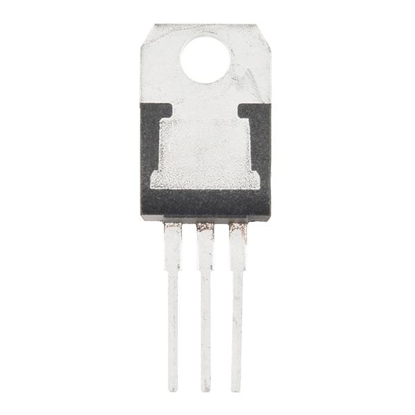 Regulador de voltaje positivo 12V - 1A (LM7812CV)