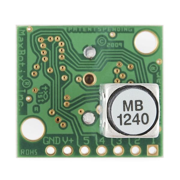 Sensor ultrasónico - XL-Maxsonar EZ4
