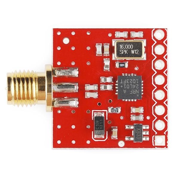 Transceiver nRF24L01+ (RP-SMA)