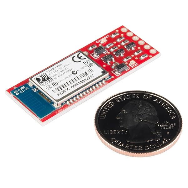 Módulo bluetooth para microcontroladores RN-42