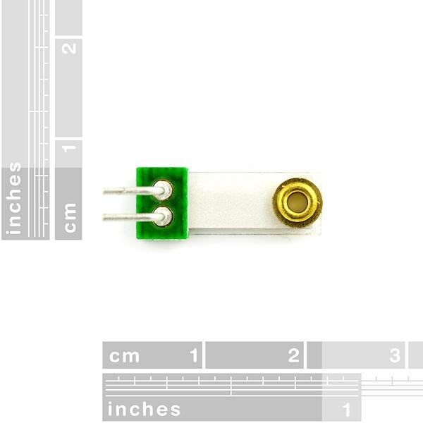 Sensor vibración (horizontal o vertical)