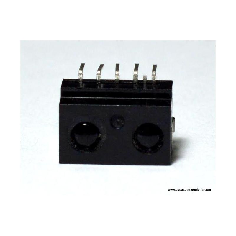 Sensor de distancia con salida digital Sharp GP2Y0D340K (40cm)